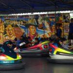 Dodgem Cars Carnival Rides